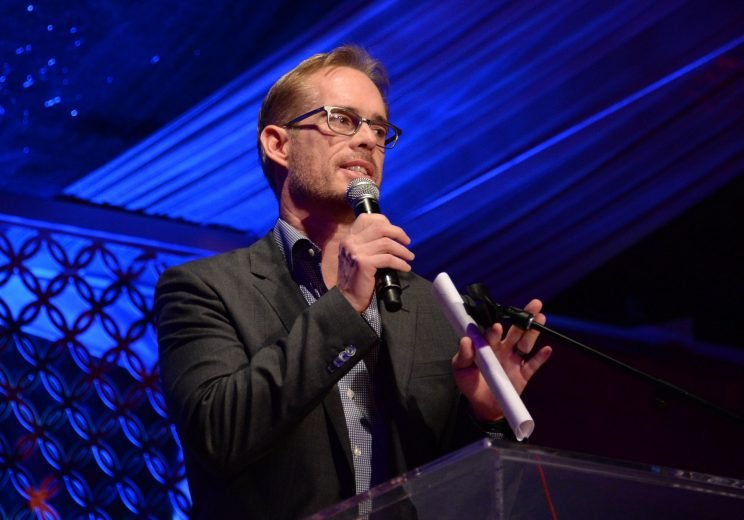 The 2019 World Series may be Joe Buck's swan song from baseball broadcasting. (Getty Images)