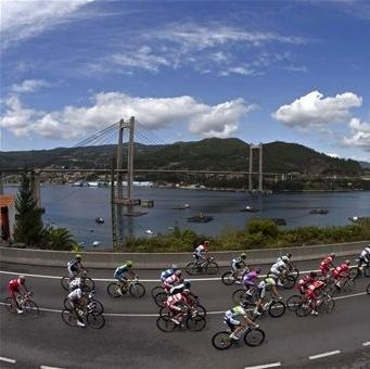 Germany's Degenkolb wins 4th stage at Vuelta The Associated Press