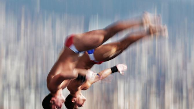 Diving - 15th FINA World Championships Day Two