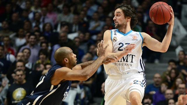 Euroleague - En vivo: Anadolu EFES-Real Madrid