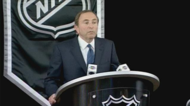 NHL and union to resume talks on Friday