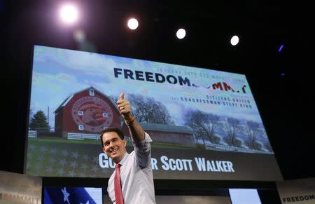 Scott Walker has breakthrough moment in Iowa. Now what?