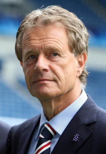 Alastair Johnston, pictured, believes the oldco could have survived if the tax case verdict had been delivered before Craig Whyte's takeover