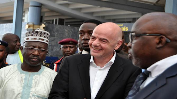 Infantino's visit, Pinnick's new politics and the future of African football