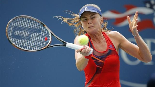 US Open - Hantuchova's love of game keeps her going
