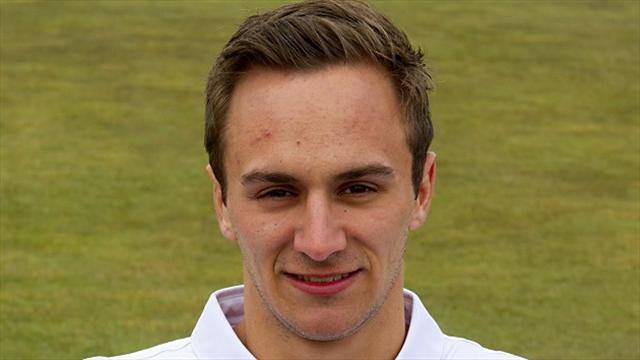 County - Pair sign Derbyshire deals
