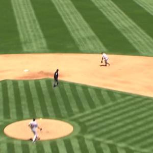Tigers turn double play