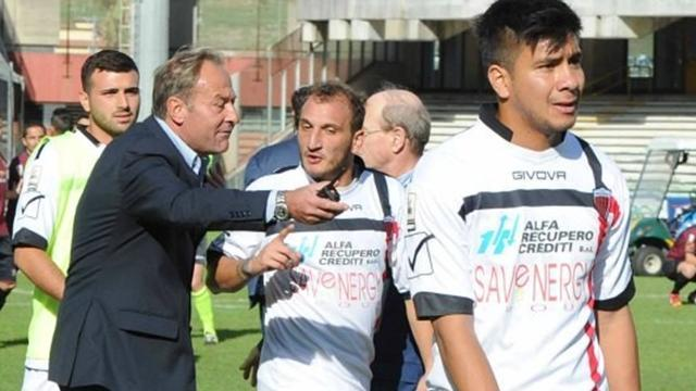 European Football - Italian third division side expelled, players banned