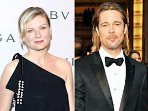 """Kirsten Dunst: Kissing Brad Pitt Was """"Disgusting"""" in Interview With the Vampire"""