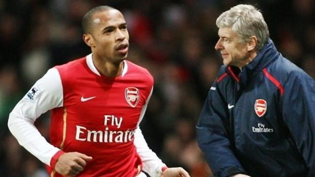 Premier League - Paper Round: Henry in at Arsenal as Real target Wenger