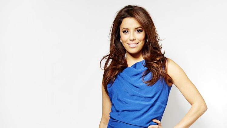 "CORRECTS NAME OF CAMPAIGN TO FEED YOUR PASSION  - In this Thursday, March 7, 2013 photo, chosen as the face of the new SHEBA global campaign ""Feed Your Passion,"" actress and executive producer Eva Longoria poses for a portrait, in New York. The actress, who just wrapped a movie called ""Frontera"" alongside Ed Harris and Michael Pena, is also busy behind-the-camera too as an Executive Producer on two upcoming television shows. (Photo by Dan Hallman/Invision/AP)"