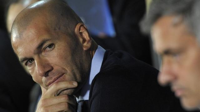 Zidane eyes France job as he starts coaching
