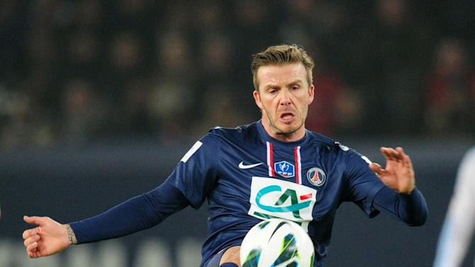 Soccer - David Beckham Retires