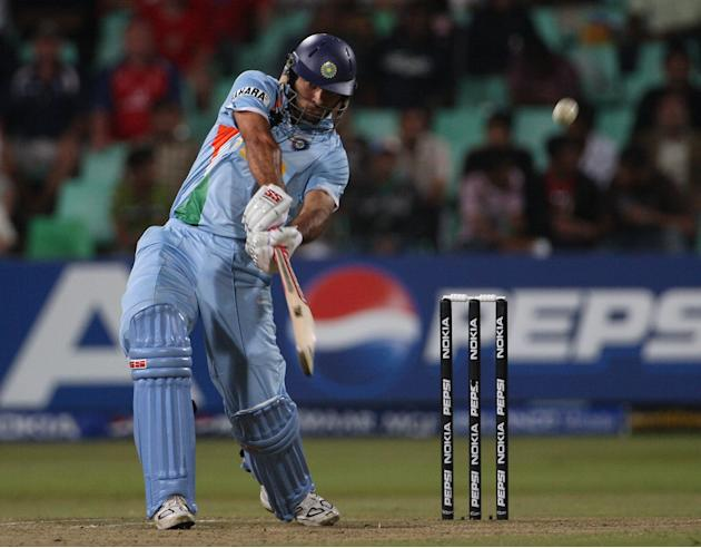 England v India - Twenty20 Super Eights