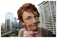 Social Media Advice You Should Ignore image older woman shaking finger judgmental critic