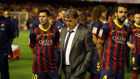 Where Tata Martino went wrong with his tactics at Barcelona