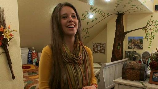 The Duggar Girls' Room