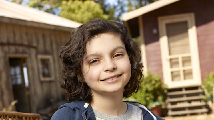 "Max Burkholder as Max Braverman in ""Parenthood."""
