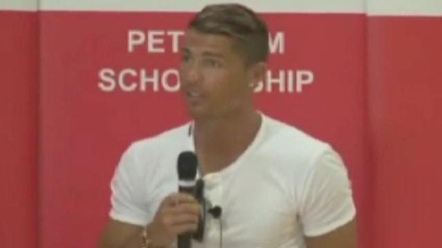 Premier League - Ronaldo admits he 'really, really misses' Manchester United