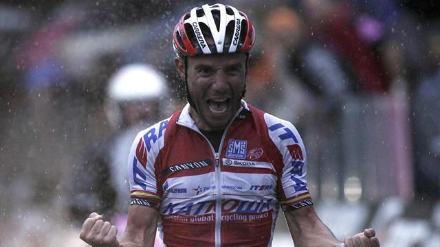 Tour de France - Katusha pack team with climbers to aide Rodriguez