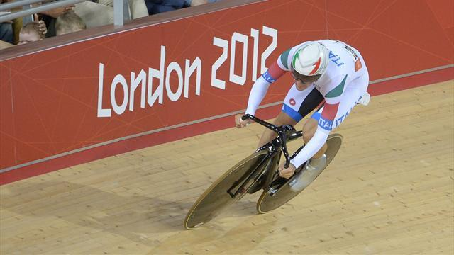 Omnium, Viviani ora è quarto in classifica