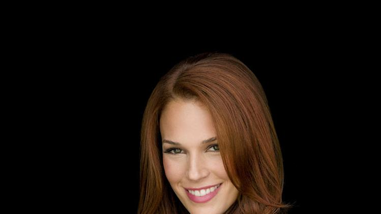 "Amanda Righetti stars as Grace Van Pelt in ""The Mentalist."""
