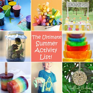 Summer activities your kids will love
