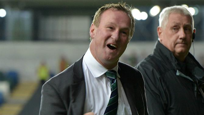 Finland vs. Northern Ireland: Proud O'Neill switches focus to France