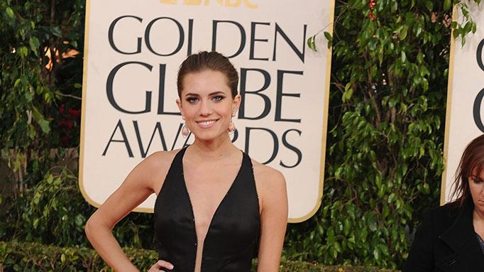 70th Annual Golden Globe Awards - Arrivals: Allison Williams