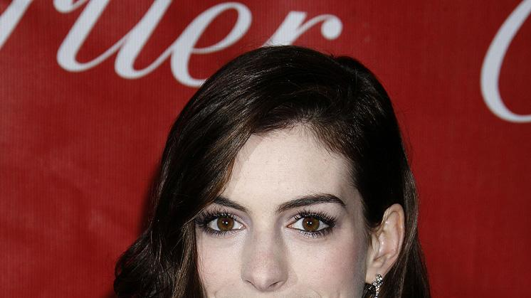 Palm Springs Film Festival Gala 2009 Anne Hathaway
