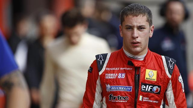 World Series Renault - Sauber recruits Frijns as reserve