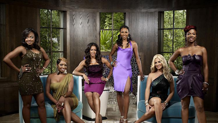 "The Season 3 cast of ""The Real Housewives Of Atlanta."""