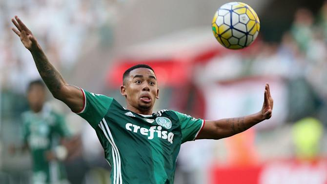 Manchester City Signing Gabriel Jesus Reveals Which Number He Wants to Wear at Etihad & Why