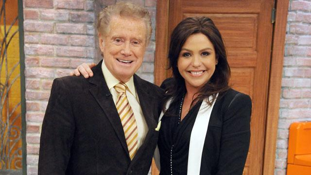 Regis Philbin Returning to TV on 'Rachael Ray'
