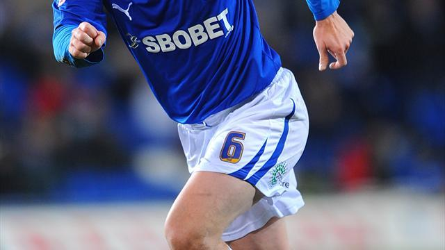 Football - Gyepes extends Pompey stay
