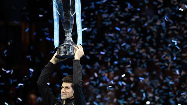 ATP World Tour Finals - Djokovic dominates Nadal with Tour Finals masterclass
