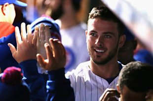 Kris Bryant has given Cubs fans reason to smile again. (Getty Images)