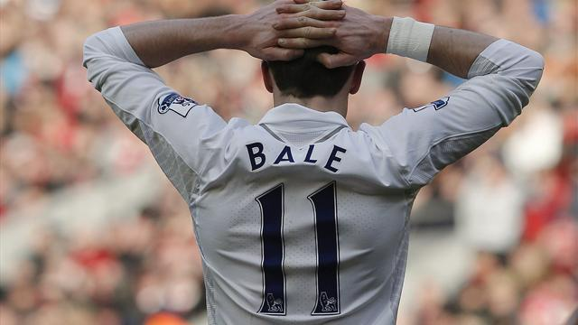 Liga - Real Madrid 'give up on Bale'