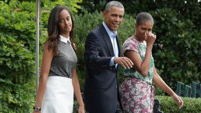 Obamas May Become Ultimate Helicopter Parents, Follow Malia to NYU
