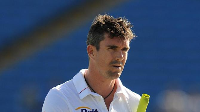 Kevin Pietersen, pictured, was rested as Stuart Broad won the toss and chose to bat first against Mumbai A