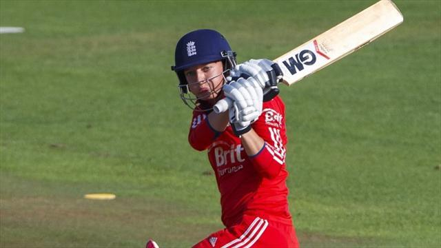 Cricket - Taylor fifty sees England