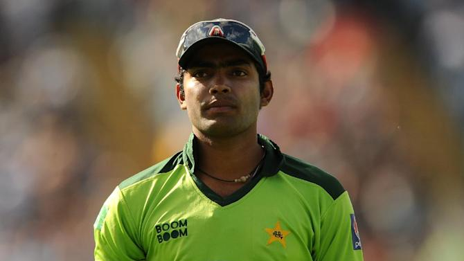 Umar Akmal has been fined for a level two ICC code breach