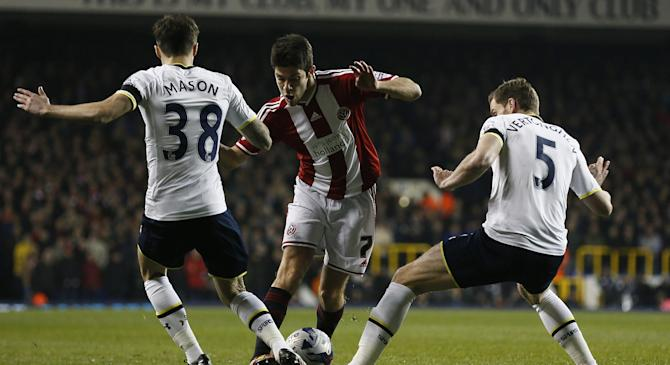 Video: Tottenham Hotspur vs Sheffield United