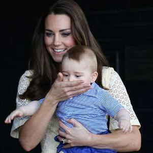 Kate Middleton's Classic (and Gross) Mom Move We've All Done a Million Times