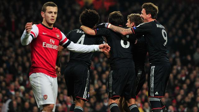 Champions League - Arsenal need perfection against Bayern