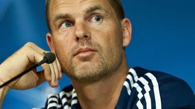 Champions League - De Boer ve cerca un Madrid-Barça en la final