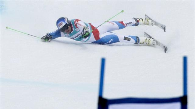 Alpine Skiing - Albrecht has knee surgery