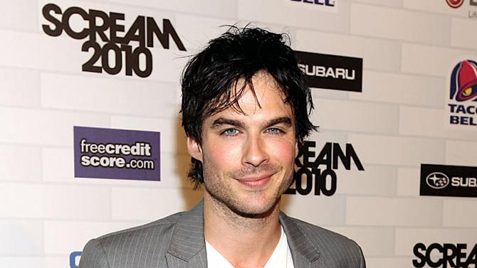 Somerhalder Ian Scream Aw