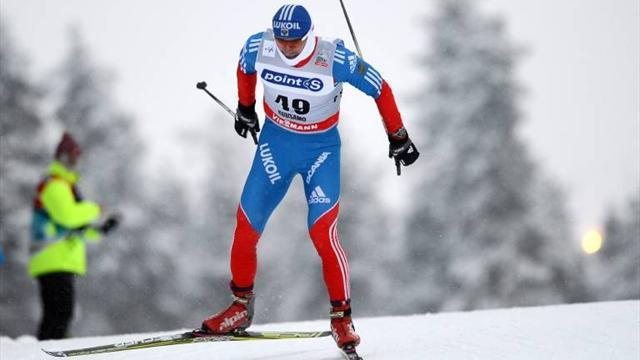 Cross-Country Skiing - Wins for Russia and Finland at cross-country World Cup