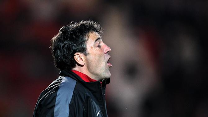 Doncaster manager Dean Saunders wants to add to his backline